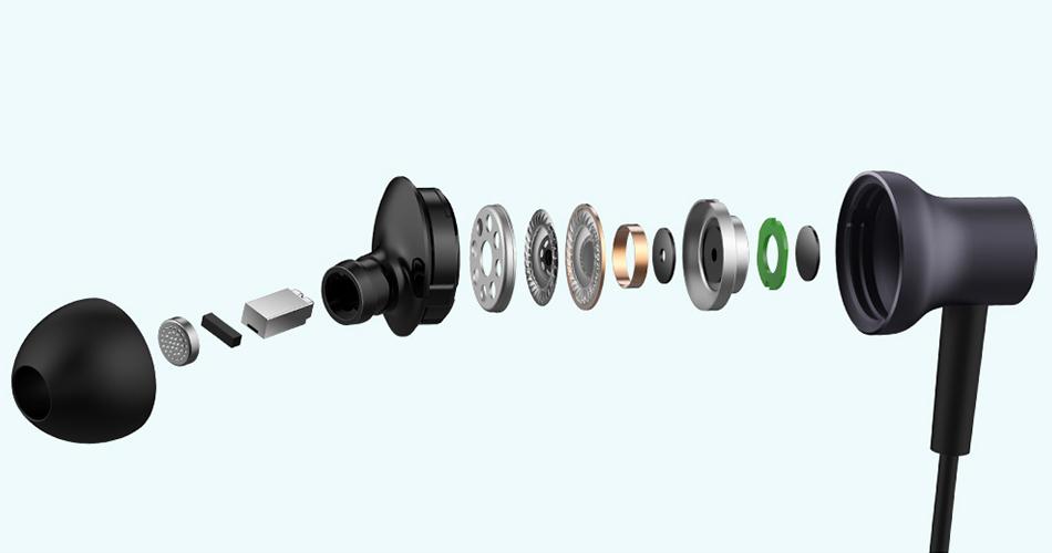 Mi Bluetooth Neckband Earphones высокотехнологичные наушники