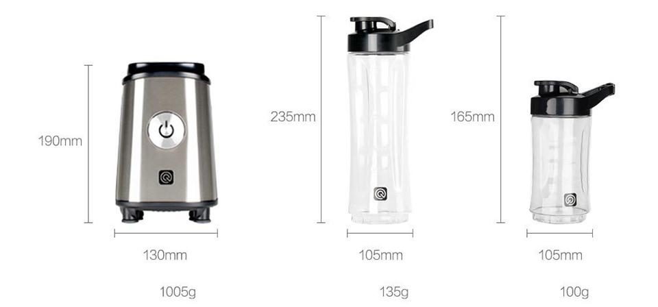Блендер Circle Kitchen Electric Juice Extractor комлектующие чаши
