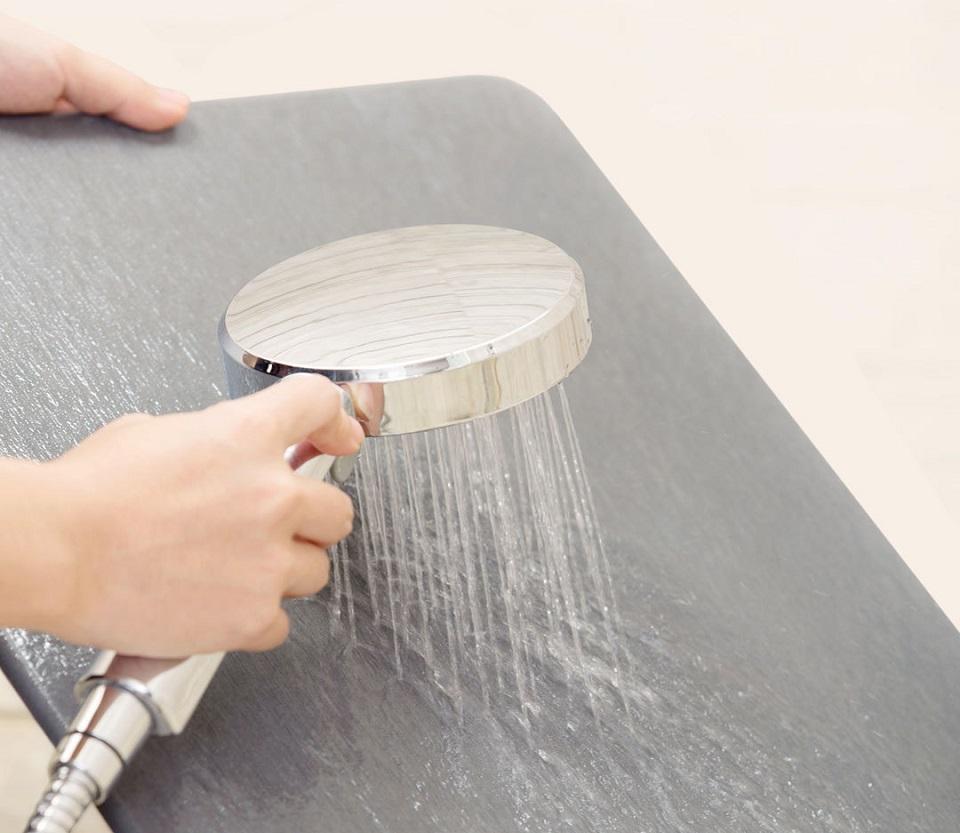 Коврик для ванной комнаты LikesMe Bathroom mat cloud-shaped  очистка изделия