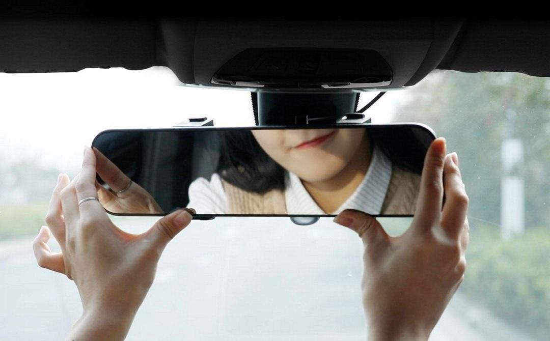 Умное зеркало заднего вида Xiaomi в автомобиль 70m Smart Rearview Mirror