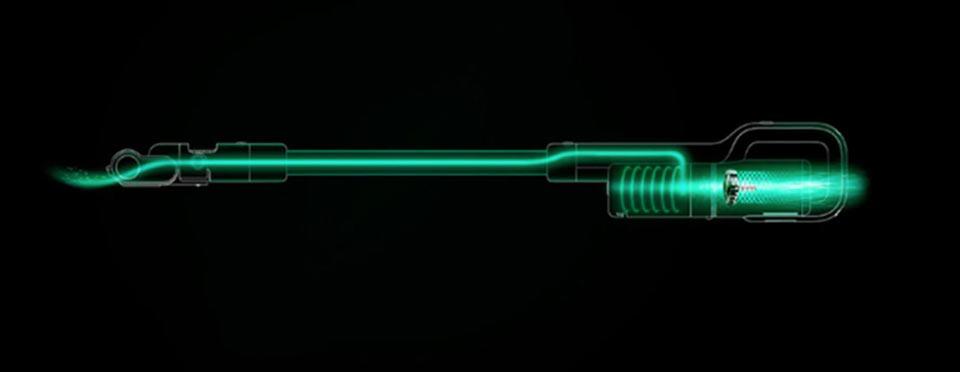 Roidmi F8E Handheld Vacuum Cleaner мощный тихий пылесос