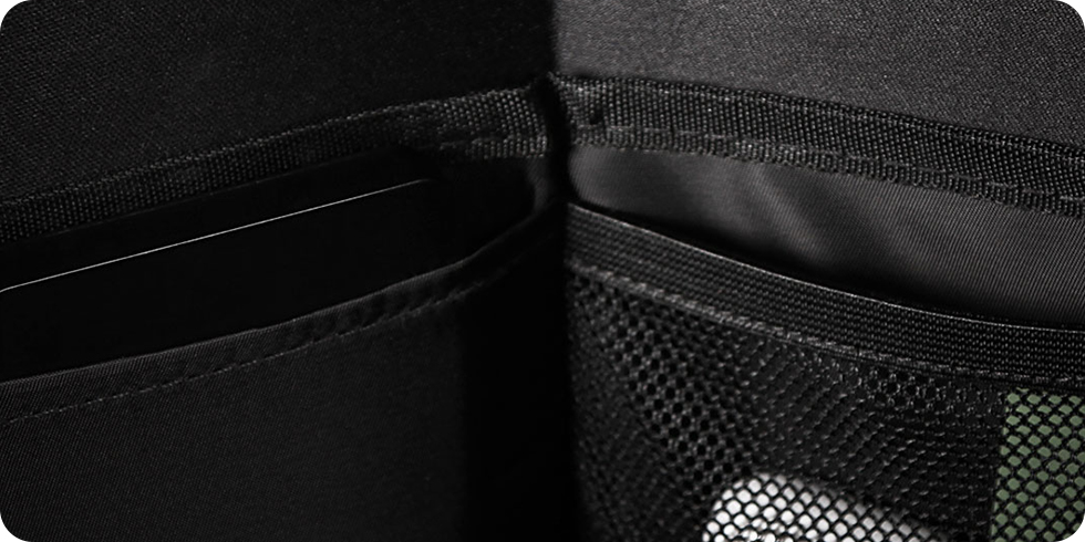 Рюкзак Tajezzo BEABORN Polyhedrone Backpack (темно-серый)