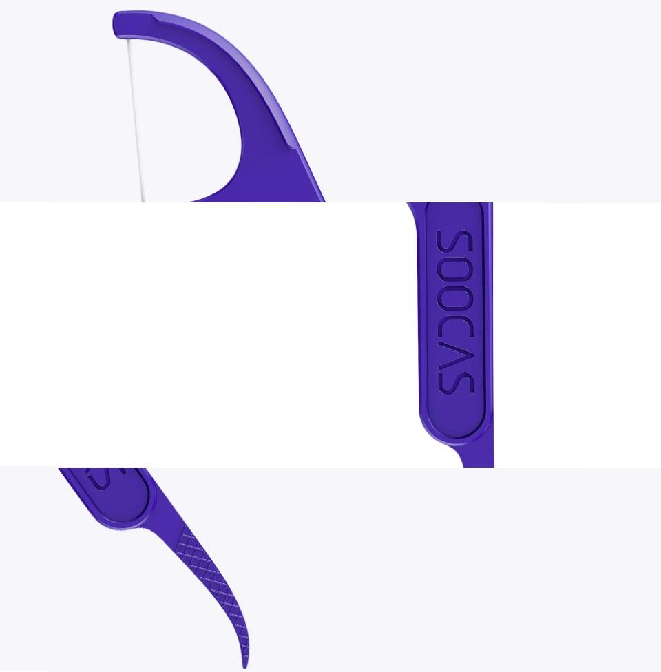 Профессиональная зубная нить SOOCAS натяжение нити