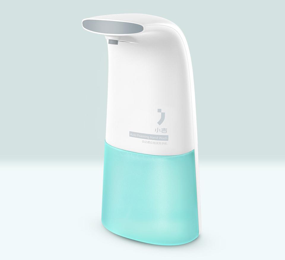 Бесконтактный диспенсер для мыла XiaoJi Auto Foaming Hand Wash крупным планом