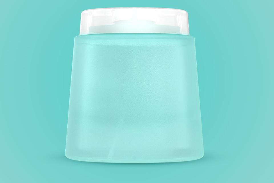 Бесконтактный диспенсер для мыла XiaoJi Auto Foaming Hand Wash White мыло в контейнере