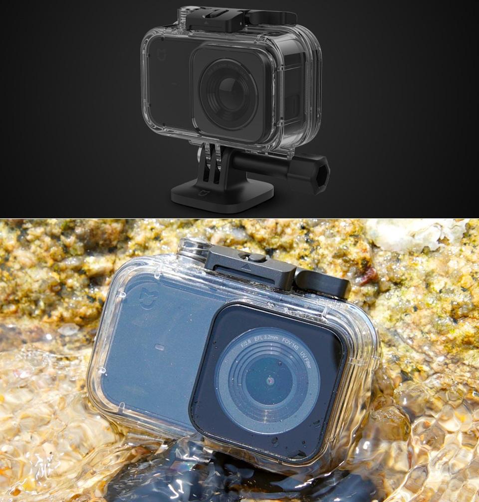Waterproof box MiJia 4K Small Camera ORIGINAL водостойкость