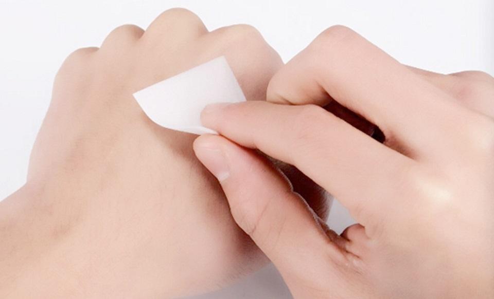 Антисептические салфетки Miaomiaoce 65mm*30mm100pcs обработка поверхности кожи