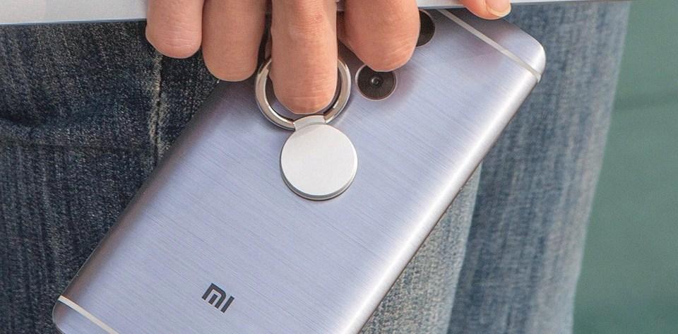 Ring Round type slip phone holder