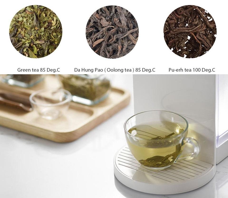 Термопот Viomi Smart Water Heater температура нагрева для чая