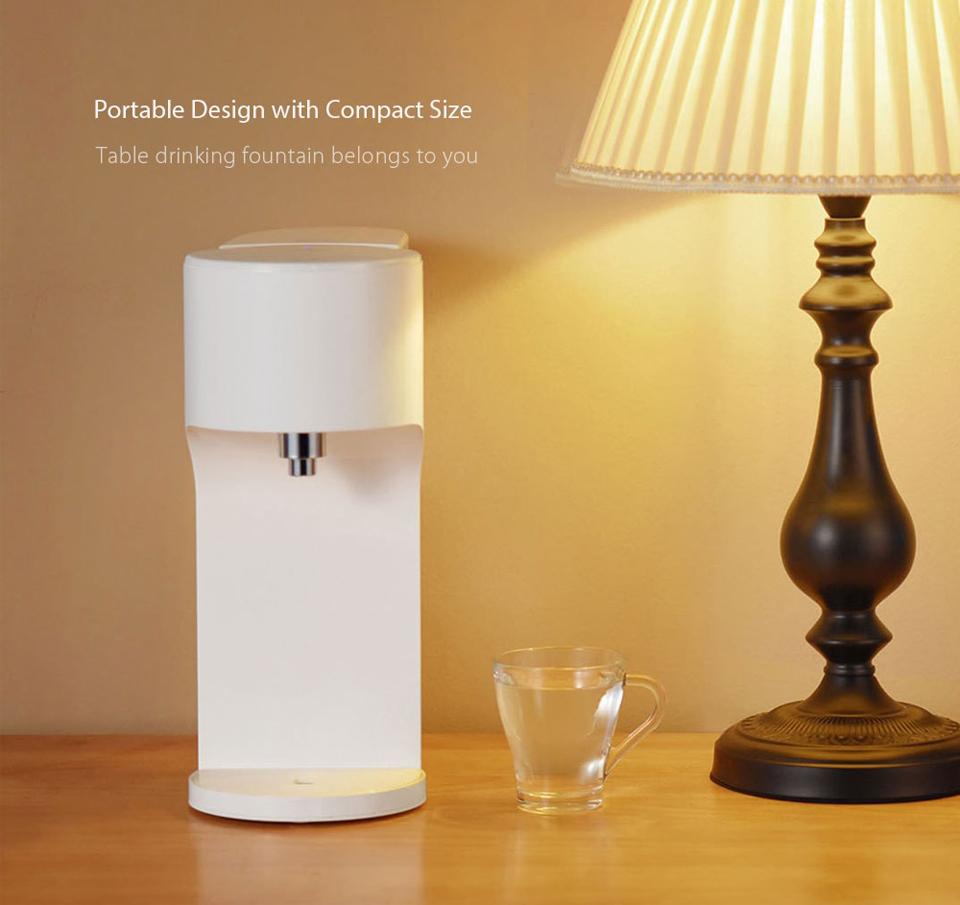 Термопот Viomi Smart Water Heater в интерьере комнаты