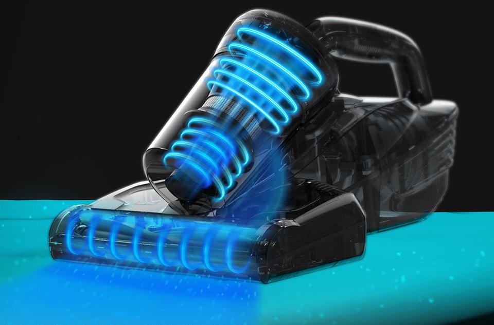 Ручной Пылесос JIMMY Mites portable vacuum cleaner уборка пыли