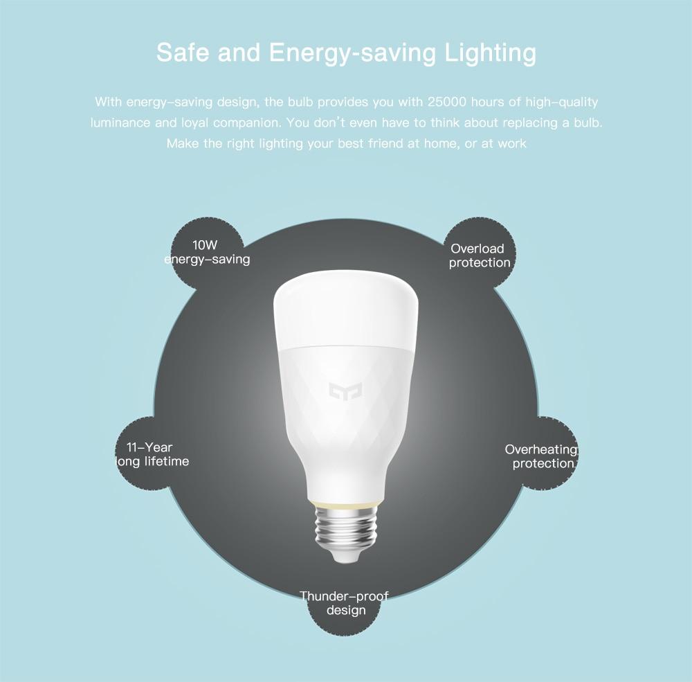 smart bulb электрозащита
