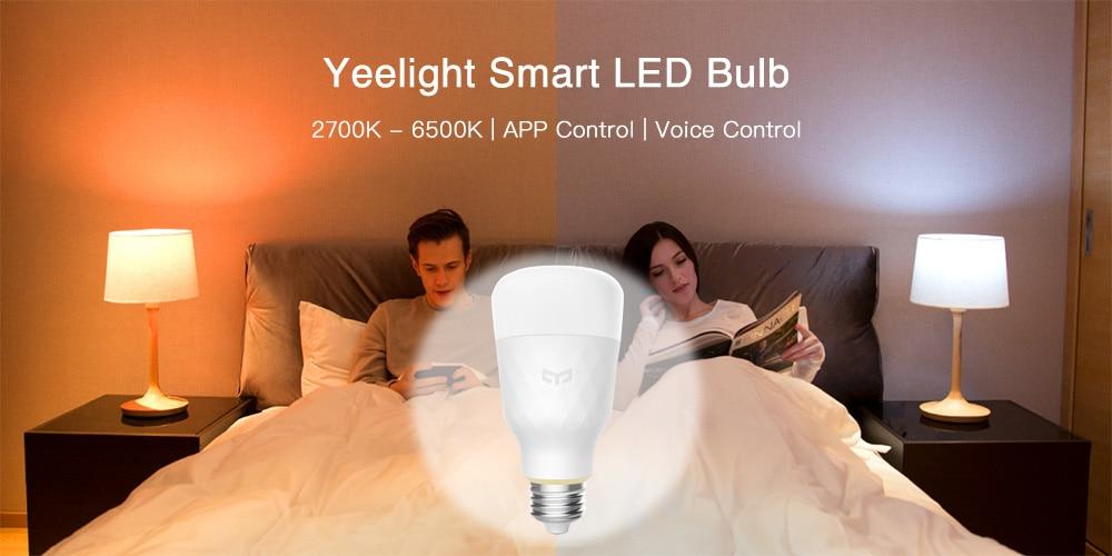 smart bulb удаленный контроль