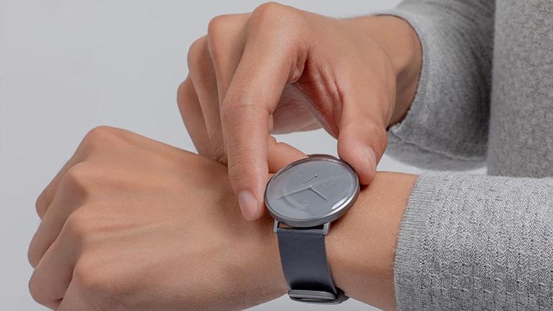 Часы наручные Mijia SYB01 (черный)