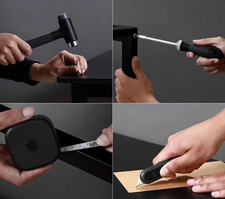 Набор инструментов MiiiW Toolbox отвертка и нож