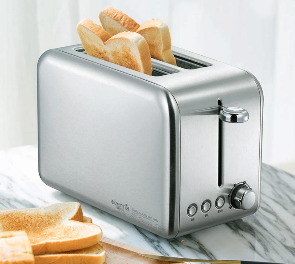 DEERMA DEM-SL281 крутой тостер