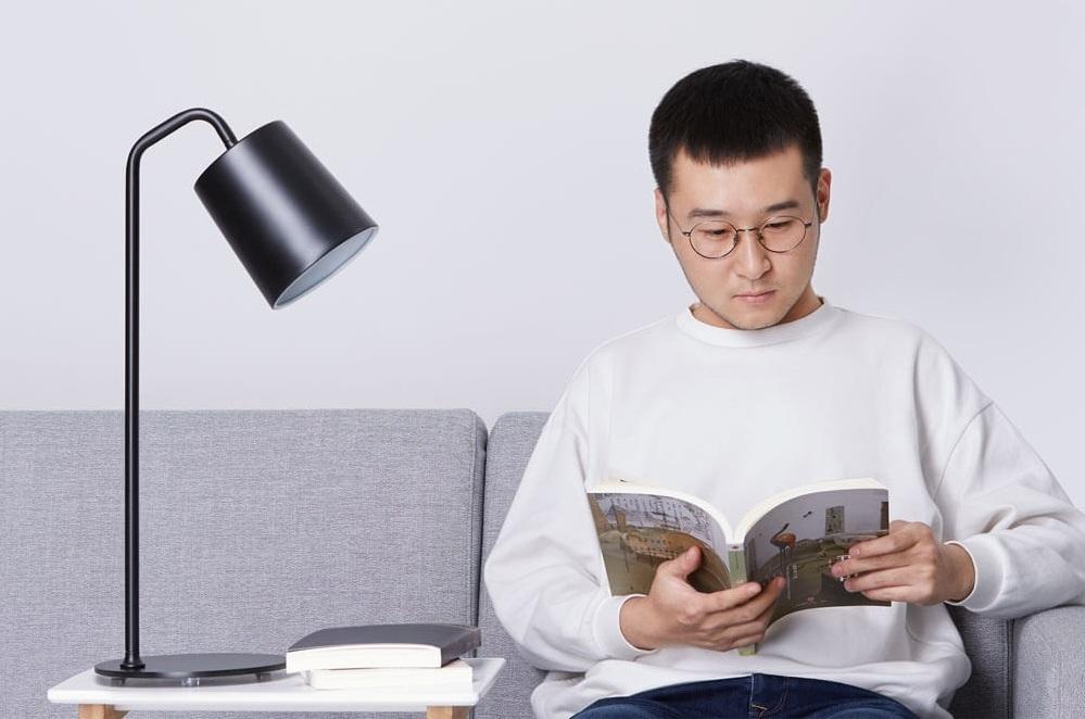 Yeelight Minimalist Iron Lamp настольная лампа