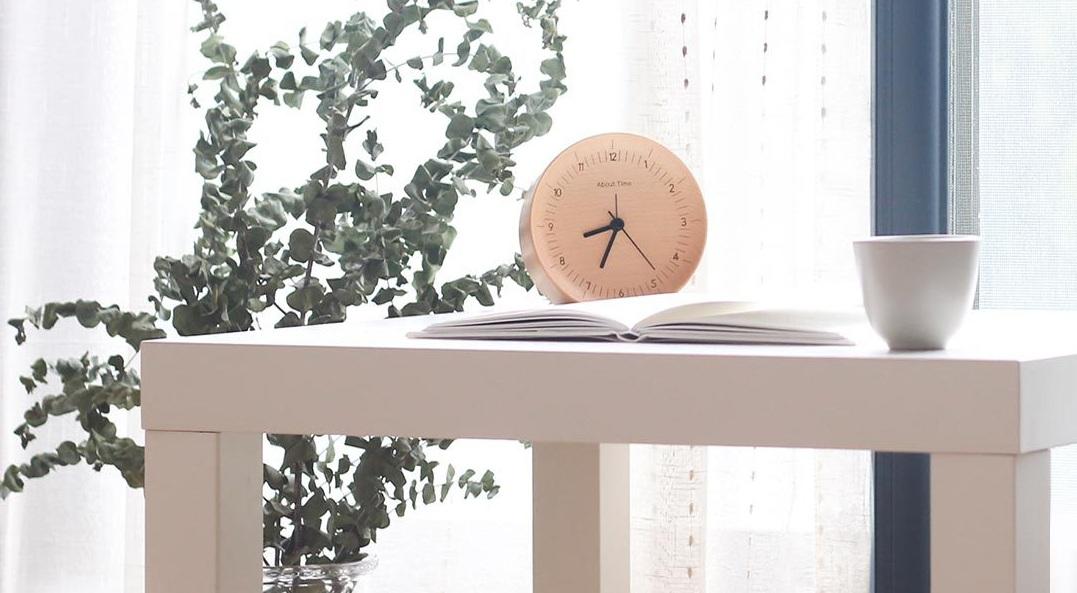 Beladesign About Time  открытые часы