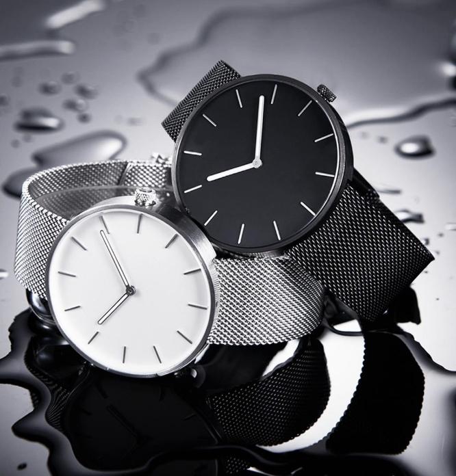 Кварцевые часы Xiaomi Twenty Seventeen Light Fashion Waterproof Quartz Watch