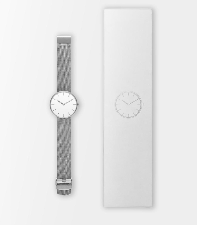 Кварцевые часы Xiaomi Twenty Seventeen Light Fashion Waterproof Quartz Watch