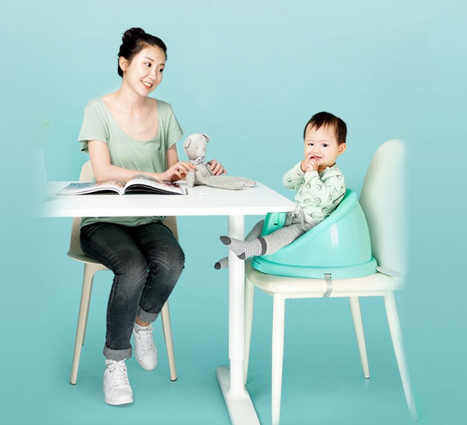 QBORN multipurpose baby chair