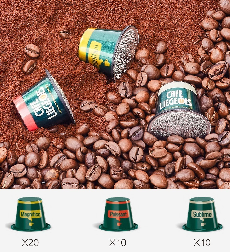 Кофемашина Scishare Coffee Machine виды капсульного кофе