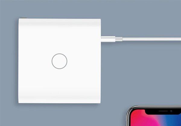 Зарядное устройство Xiaomi ZMI 65W USB: порт USB-C, два порта USB-A и цена 22 доллара